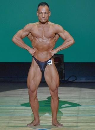 西日本ボディビル選手権 70kg ...